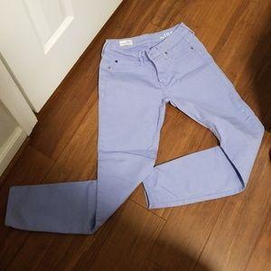 Gap Periwinkle Jeans